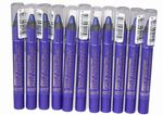 36 x Astor Perfect Stay Eye Shadow & Liner Pencils | Deep Purple |  RRP £126